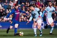 Prediksi Celta Vigo Vs Barcelona 18 April 2018