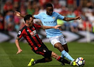 Prediksi Skor Manchester City Vs Bournemouth 1 Desember 2018
