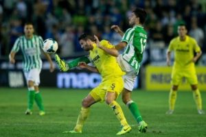 Prediksi Skor Villarreal vs Real Betis 26 November 2018