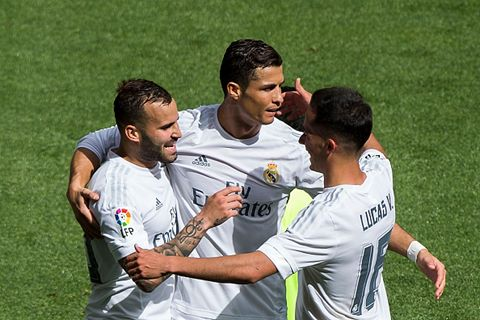 real madrid vs eibar